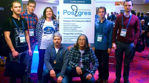 Warsaw PgConf.EU 2017  has finished