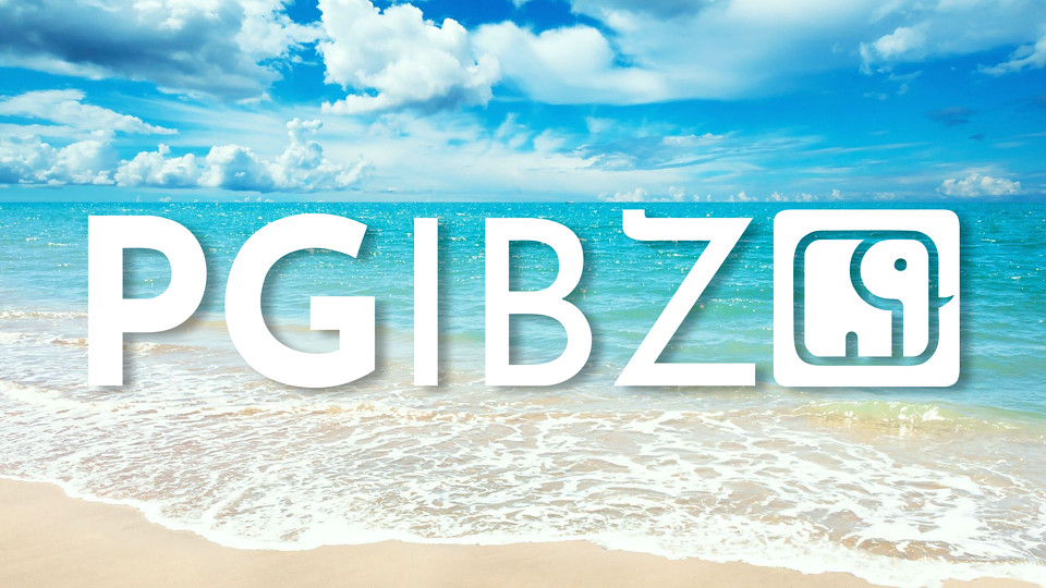 The first-ever Postgres conference combining technical topics and beach holidays on the Spanish Ibiza island.